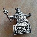 Cirith Ungol - Pin / Badge - Cirith Ungol King Of The Dead - 2018 Reunion Tour 2018 Official Badge