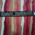 Iron Maiden - Other Collectable - Iron Maiden The Final Frontier - 2011 Official World Tour Scarf