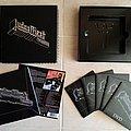 Judas Priest Metalogy - 2004 Compilation Box Set Tape / Vinyl / CD / Recording etc