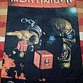 Iron Maiden - Other Collectable - Iron Maiden The Angel & The Gambler - 1998 Official Flag