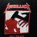 Metallica Kill 'Em All - Unofficial T-Shirt