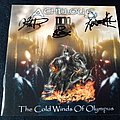 Achelous The Cold Winds Of Olympus - 2015 Full-Length SIGNED Tape / Vinyl / CD / Recording etc