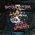 Twisted Sister - TShirt or Longsleeve - Twisted Sister Still Hungry - 2005 Official Reunion World Tour T-Shirt.