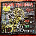 Iron Maiden - Patch - Iron Maiden Killers - 2011 Official Patch
