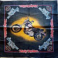Harley Davidson American Made - 80's Offical Bandana Other Collectable