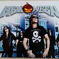 Helloween - Other Collectable - Helloween Gambling With The Devil - 2007 Official Promotional Postcard