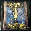 Sepultura Chaos A.D. - 1993 Full-Length Tape / Vinyl / CD / Recording etc