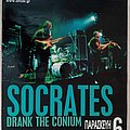 Socrates Drank The Conium - 06.05.2005 Official Concert Poster Other Collectable