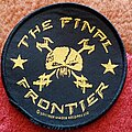 Iron Maiden - Patch - Iron Maiden The Final Frontier - 2011 Official Patch