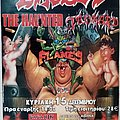 Exodus The Haunted Tankard Flames - 15.12.2002 Official Reunion Concert Poster