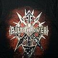 Bolt Thrower The Next Offensive Tour 2010 Official T-Shirt