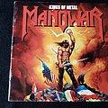 Manowar Kings Of Metal - 1988 Full-Length BOOKLET ONLY Tape / Vinyl / CD / Recording etc