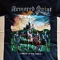 Armored Saint - TShirt or Longsleeve - Armored Saint March Of The Saint - Unofficial T-Shirt