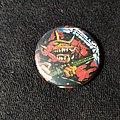 Metallica Jump In The Fire Cliff Burton - Unofficial Pin