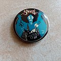 Ghost - Pin / Badge - Ghost Opus Eponymous - 2010 Official Pin