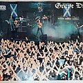 Grave Digger Live In Athens - Official Metal Invader Magazine Poster Other Collectable