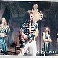 Running Wild - Other Collectable - Running Wild Victory - Official Metal Hammer Magazine Poster