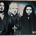 Nevermore Dead Heart In A Dead World - Official Metal Hammer Magazine Poster Other Collectable