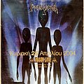 Hypocrisy Obsecration - 25.04.2004 Official Concert Poster