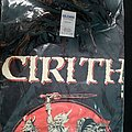 Cirith Ungol - TShirt or Longsleeve - Cirith Ungol Reunion Tour 2018 Official T-Shirt - SEALED