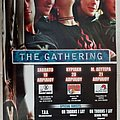The Gathering On Thorns I Lay Denial Price - 19-21.04.? Official Concert Poster Other Collectable