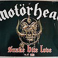 Motörhead Snake Bite Love - 1998 Official Album Promotional Poster