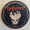 Destruction - Other Collectable - Destruction The Antichrist Grave Digger The Grave Digger - 2002 Official...