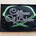 Children Of Bodom - Patch - Children Of Bodom Hatebreeder - 1999 Official Patch