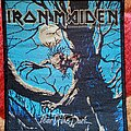 Iron Maiden - Patch - Iron Maiden Fear Of The Dark - 2004 Official Patch