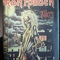 Iron Maiden Killers Wallet - 1998 Official Licensed By Ils