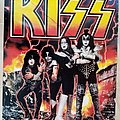 Kiss - 2001 Official Poster