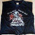 Acid Hell On Wheels Hooked On Metal - T-Shirt