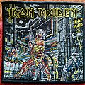 Iron Maiden - Patch - Iron Maiden Somewhere In Time - 2011 Official Patch