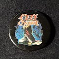 Ozzy Osbourne Blizzard Of Ozz - Unofficial Pin Pin / Badge