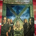 Iron Maiden - Other Collectable - Iron Maiden The X-Factor - 1995 Official Flag
