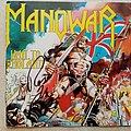 Manowar Hail To England - 1993 SIGNED Tape / Vinyl / CD / Recording etc
