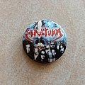 Sepultura Chaos A.D. - Unofficial Pin Pin / Badge