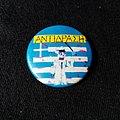 Antidrasi State Of Emergency - Unofficial Pin Pin / Badge