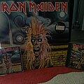 Iron Maiden - Tape / Vinyl / CD / Recording etc - Iron Maiden Killers - Vinyl Cd SIGNED By Paul Di Anno & Dennis Stratton