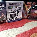 Iron Maiden - Tape / Vinyl / CD / Recording etc - Iron Maiden Flight 666 Maiden England In Italy In Brazil - DVD