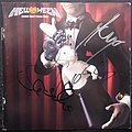Helloween Rabbit Don't Come Easy - SIGNED Booklet