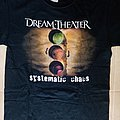 Dream Theater Systematic Chaos - Unofficial T-Shirt