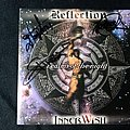 Reflection Inner Wish Realms Of The Night - 2001 Split Single SIGNED Tape / Vinyl / CD / Recording etc