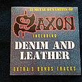 Saxon Denim And Leather - Full-Length Seagull Records Tape / Vinyl / CD / Recording etc