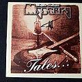 Angelo Perlepes' Mystery Tales... - 1999 Full-Length SIGNED Tape / Vinyl / CD / Recording etc