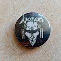 Venom Metallica Seven Dates Of Hell Tour - Unofficial Pin