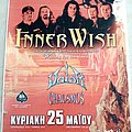 Inner Wish Valor Chaosmos - 2008 Official 10 Years Anniversary Concert Poster Other Collectable