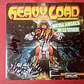 Heavy Load - Tape / Vinyl / CD / Recording etc - Heavy Load Metal Angels In Leather - 1991 SIGNED