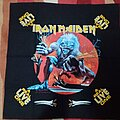 Iron Maiden - Other Collectable - Iron Maiden A Real Live One - 1993 Official Bandana Tapestry