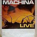 Deus Ex Machina - 29.03.2003 Official Concert Poster Other Collectable